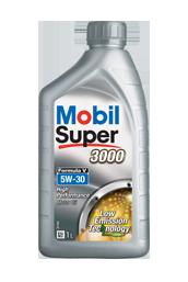 OLIO MOBIL 5W30 SUPER 3000